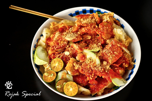 Rojak special - photography by CJ