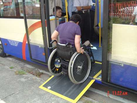 Enjoy the 25 per cent discount: senior citizens above the age of 60, the disabled and children below 12 years (http://transitmy.org)