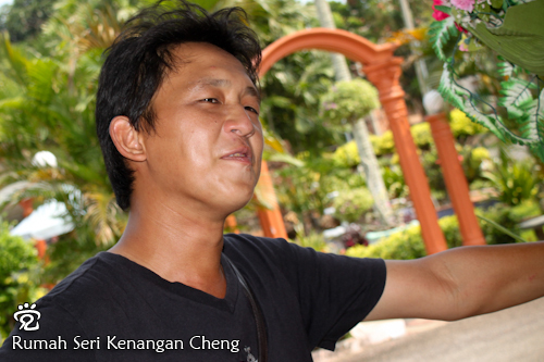 Kok-Liang, the organizer of this trip