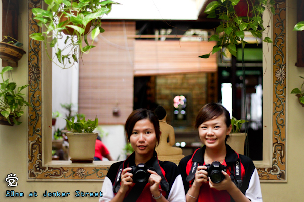 Angel Wee and Angela Gan - street photography outing