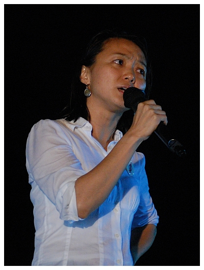 Hannah Yeoh (image from http://akalminda.wordpress.com)