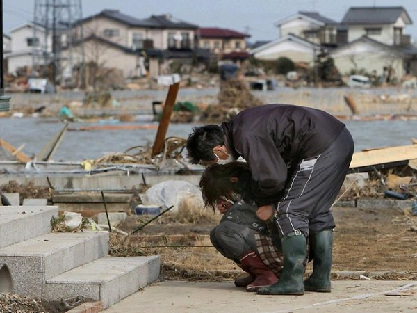 Japan earthquake victims (photo: www.news.com.au)