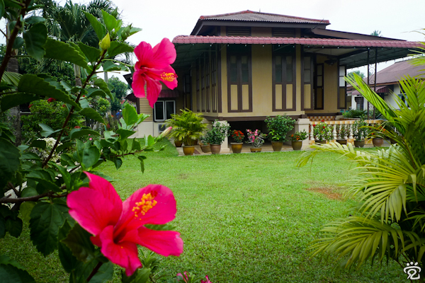 house in kampung