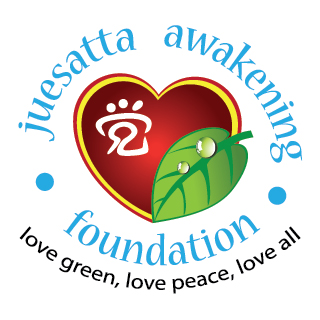 juesatta awakening foundation (draft logo)