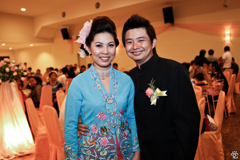 congratulation to Vivien Law and Kuang-Yang!