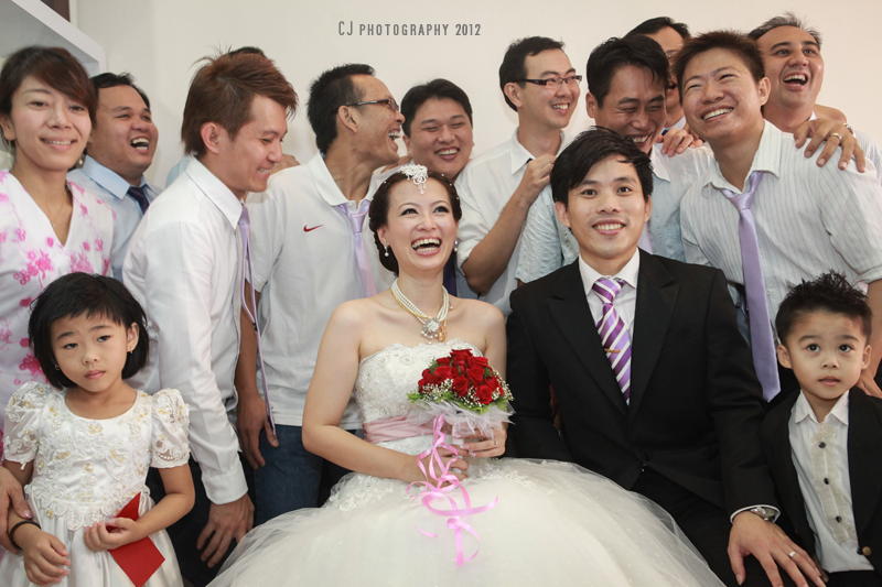Congratulation to Grace Lee and Hian-Kim!