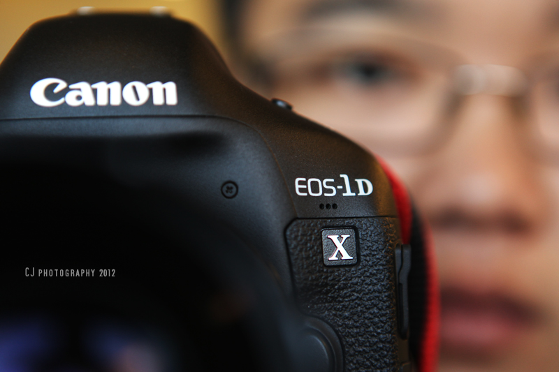 hands on Canon new flagship EOS-1D X
