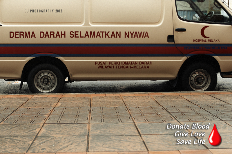 Donate blood, give love, save life