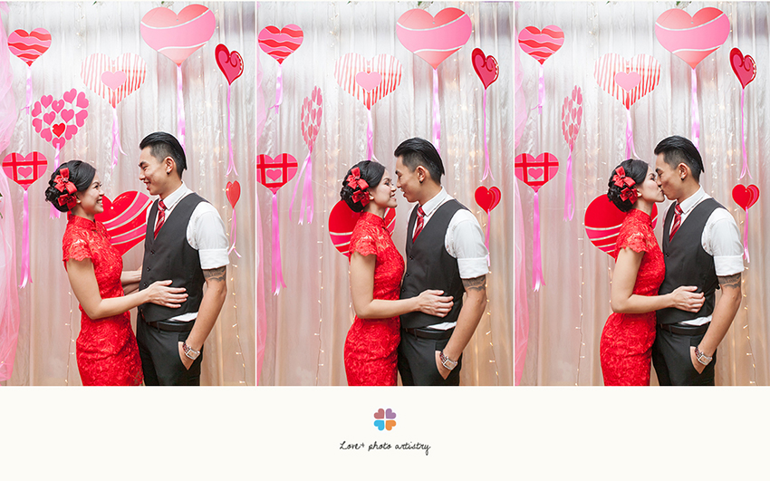 {Sneak peek} Celebrating Jong-Yih & Jeanie