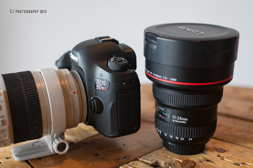 Canon EOS 5DS R with Canon EF 11-24mm f/4L USM lens