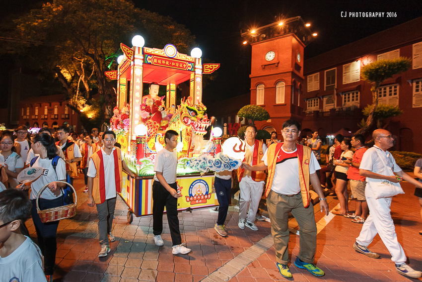 Float from Centre Of Humanistic Buddhism Malacca