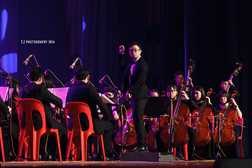 培风中学弦乐团 Pay Fong Youth Orchestra